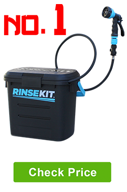 RinseKit Portable Sprayer for surfing
