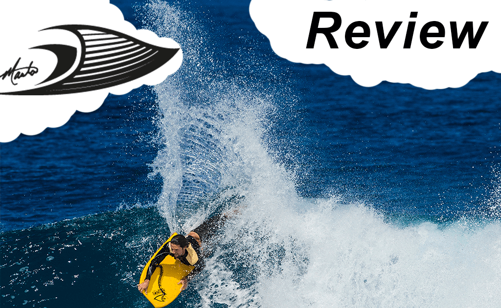 Manta Bodyboards Review