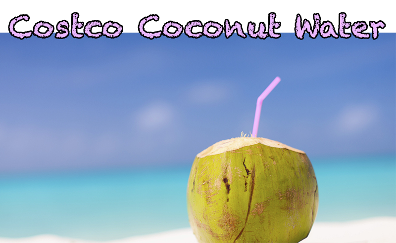 Coconut Water at Costco