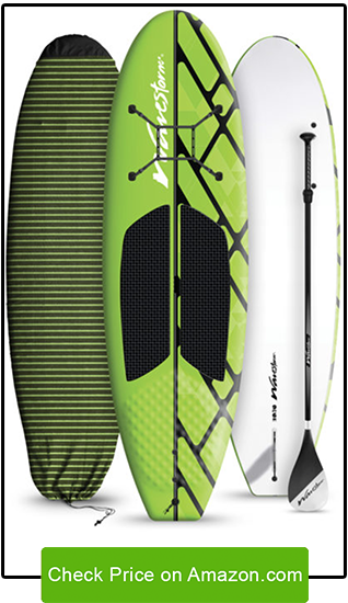 "9'6"" EXPEDITION STAND UP PADDLE BOARD"