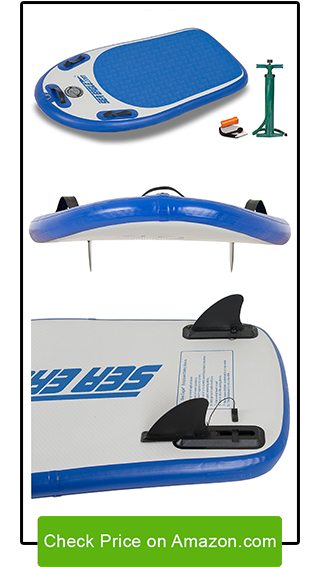 Sea Eagle Inflatable Wave Slider WS4 with Start-Up Package