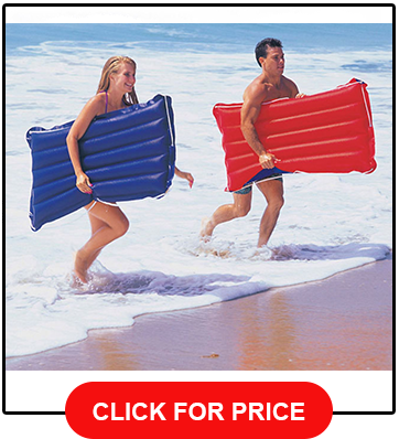 "Intex 45"" Canvas Surf Rider 45x29 Inch"