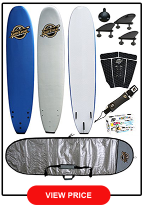 "8'8"" Heritage Surfboard Beginner Package"