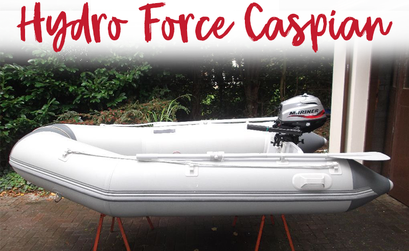 Hydro Force Caspian Boat