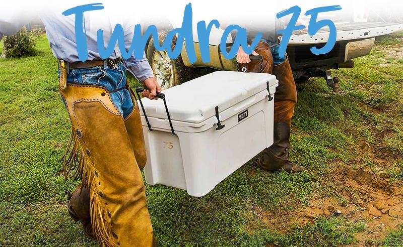 Yeti Tundra 75 Cooler