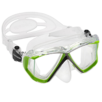 Cressi Panoramic 4 Scuba Mask
