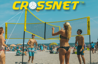 CROSSNET Volleyball Game Review