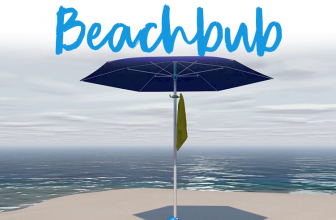 Beachbub Umbrella Review
