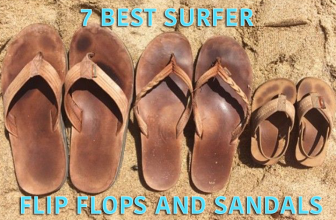 7 Best Surfer Flip Flops and Sandals